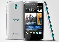 HTC Desire 500 presented: Mid-range phone with Quad-Core