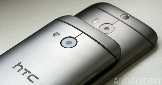 HTC one m8 one mini 2 camera teaser