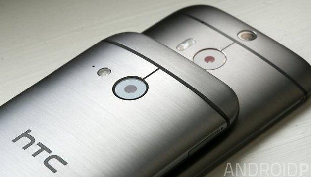 HTC One (M8) vs HTC One mini 2: camera comparison