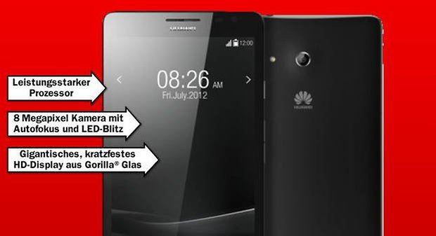 Huawei Ascned Mate Media Markt