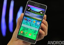 Samsung Galaxy Alpha review: stylish and accomplished