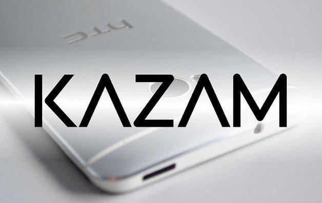 Kazam Logo Teaser