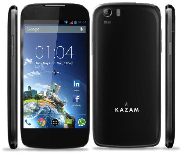 Kazam thunderq45