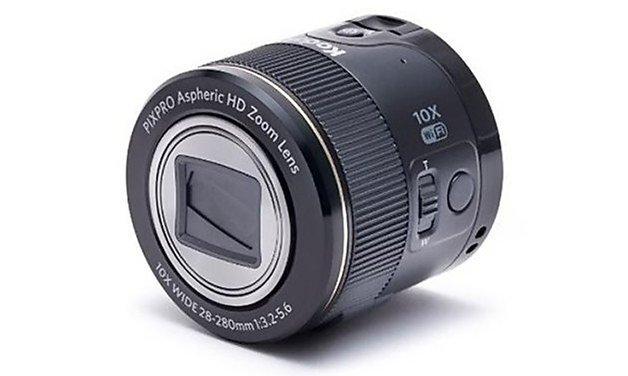 Kodak PixPor Smartlens