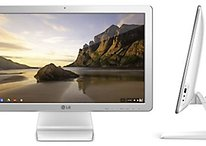 LG Chrome Base: PC all-in-one con Chrome OS e schermo in Full HD