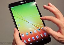 [Video] A first hands-on of the LG G Pad