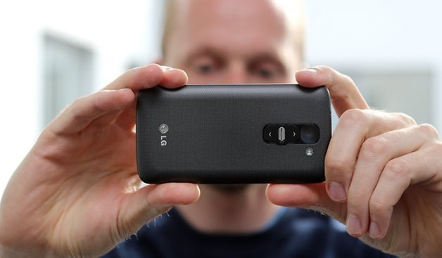 LG G2mini Testfoto Teaser