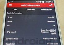 Exclusiva - El LG G3 tendrá una resolución 2K de 2560x1440 píxeles