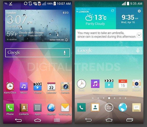 LG G3 Screenshot 1