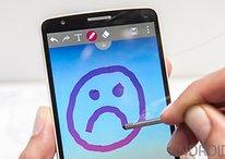 LG G3 Stylus ausprobiert: Meilenweit unter dem Galaxy Note 4