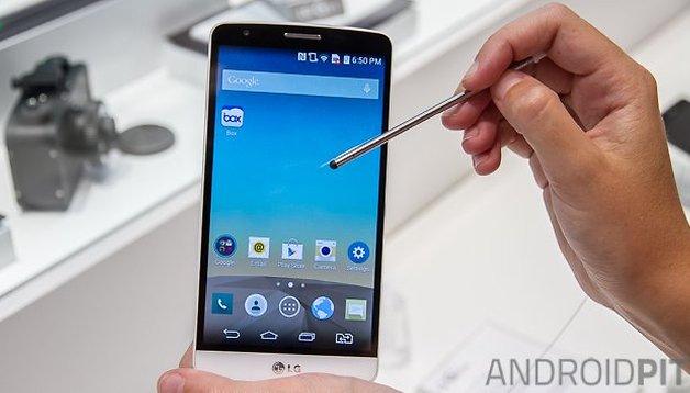 LG anuncia o preço do G3 Beat e do G3 Stylus no Brasil
