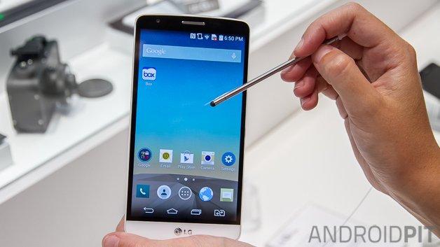 LG Anuncia O Preco Do G3 Beat E Do G3 Stylus No Brasil