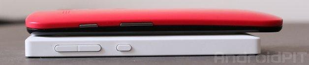 Moto G Nokia X 5
