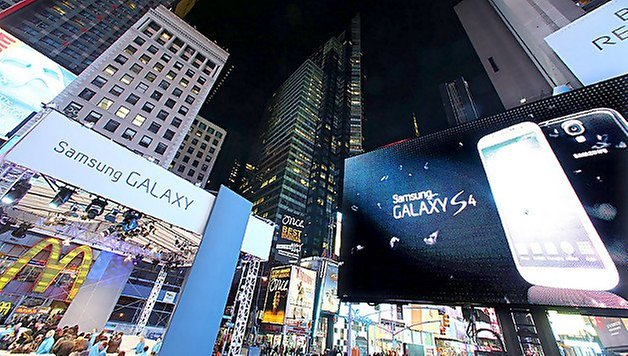 Samsung s4 presentation