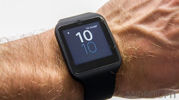 Sony Smartwatch Watermark 1