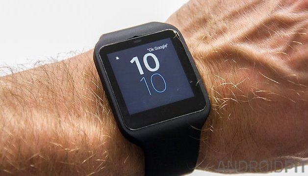 Premier test de la Sony SmartWatch 3 : Sony passe à Android Wear