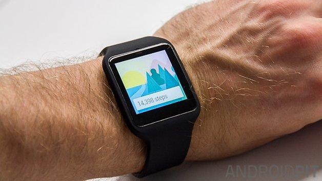 Sony Smartwatch Watermark 2