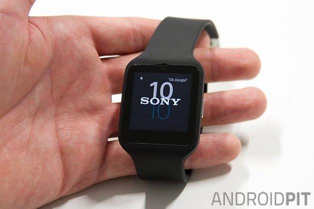 Sony Smartwatch Watermark 3