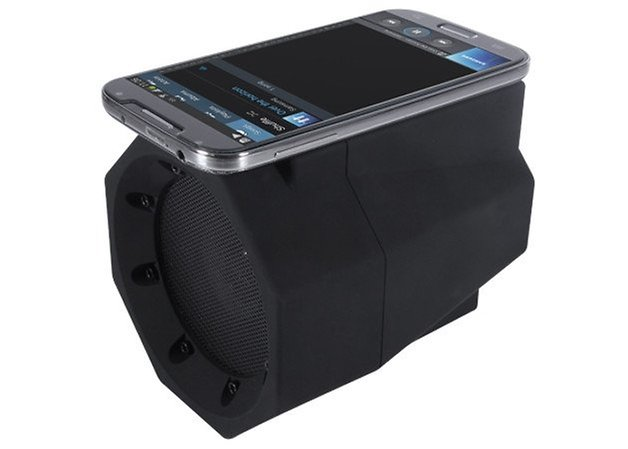 Touch Speaker boombox 1
