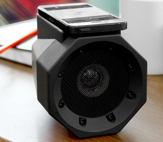 Touch Speaker boombox 3