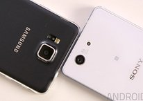 Galaxy Alpha vs. Xperia Z3 Compact im Kamera-Vergleich