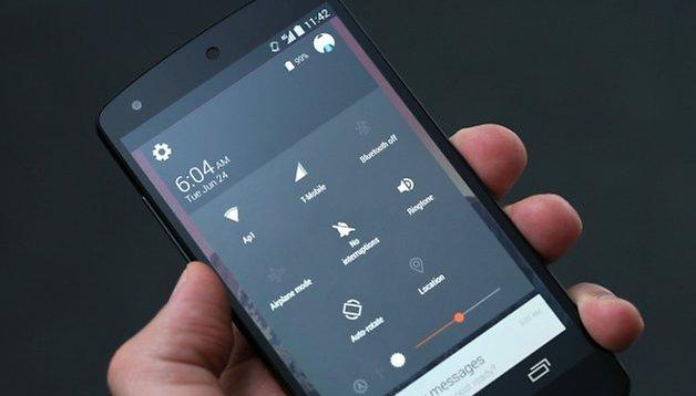 Android 5.0 - Nuevos ajustes rápidos y notificaciones al estilo Google Now
