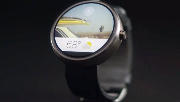 Android Wear: Google presents the OS for its future smartwatches