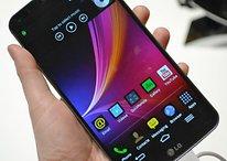 LG G Flex im Kurztest: Hands On mit dem Bananen-Phone