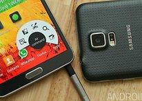 Samsung Galaxy Note 3 : comment faire une capture d'écran (screenshot)