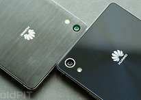 Huawei Ascend P7 vs Ascend P6 [Update: video comparison]