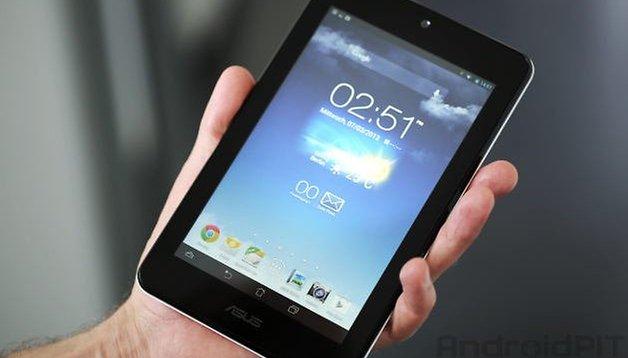 Asus Memo Pad HD 7 em teste: uma alternativa mais barata ao Nexus 7