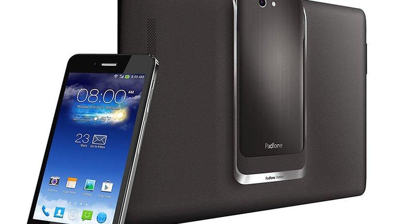 PadFone Infinity: Asus zeigt Neuauflage des Smartphone-Tablet-Hybriden