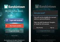 Bandsintown Concerts: never miss a concert again