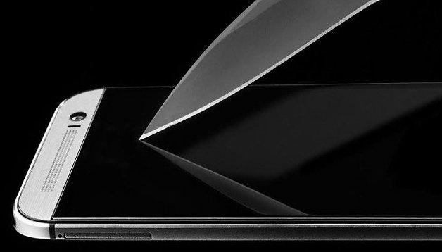 dbrand glass: Ultraharter Kratzschutz für Nexus 5, HTC One (M8), LG G3