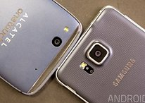 Samsung Galaxy Alpha vs. Alcatel Idol Alpha: Wie gut ist das Billig-Alpha?