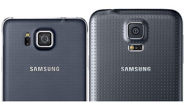 galaxy alpha s5 comparison 2