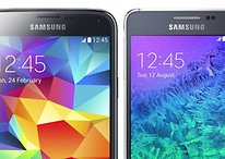 Comparación - Samsung Galaxy Alpha vs. Samsung Galaxy S5