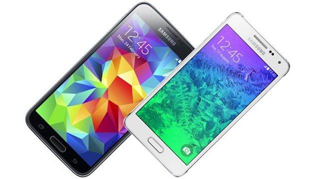 Scarica gli sfondi del Samsung Galaxy Alpha