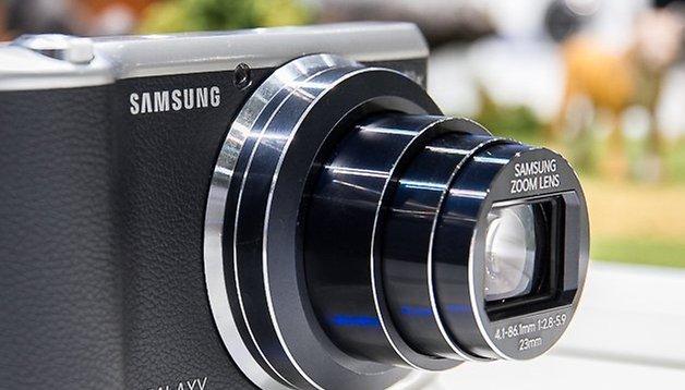 Samsung Galaxy Camera 2 - Análisis y galería de imágenes