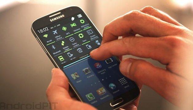 "Encontrando recursos ""escondidos"" do Galaxy S4"
