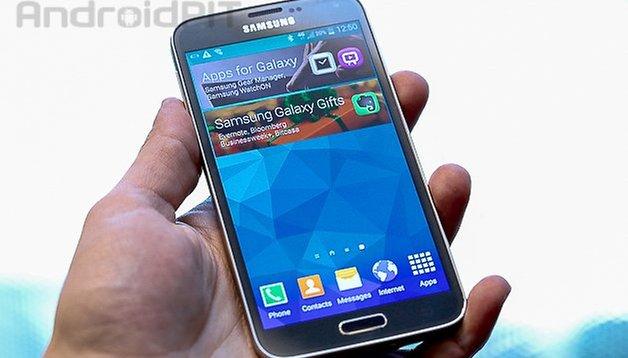 Tutoriel : Comment transformer un Samsung Galaxy S4 en Galaxy S5 ?