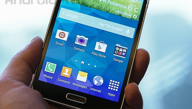 Galaxy S5: System files take up 8 gigabytes [Update]