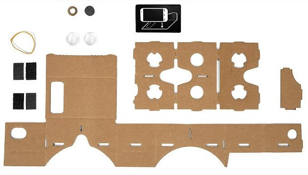 Google Cardboard brings virtual reality to your existing Android