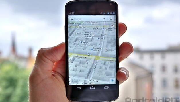 [Update] Google Maps For Android Updated With New Design & Functions