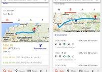 Ohne Google Maps: Routenplanung aus mobiler Google-Suche vereinfacht