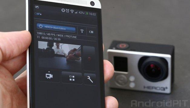 Top 5 des meilleures applications pour votre GoPro