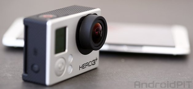 Gadget Of The Week Gopro Hero3 The Action Camera With An Android