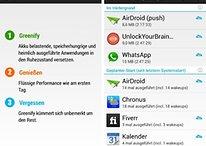 Akkulaufzeit verlängern: Greenify legt unerwünschte Apps schlafen
