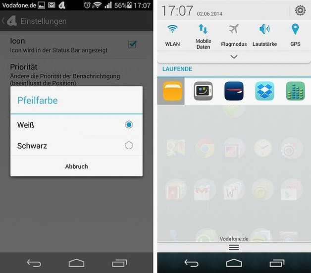how to bar launcher 3