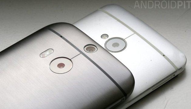 HTC Alben: Update verbessert UFocus für M8, neue Features für M7 und One mini 2